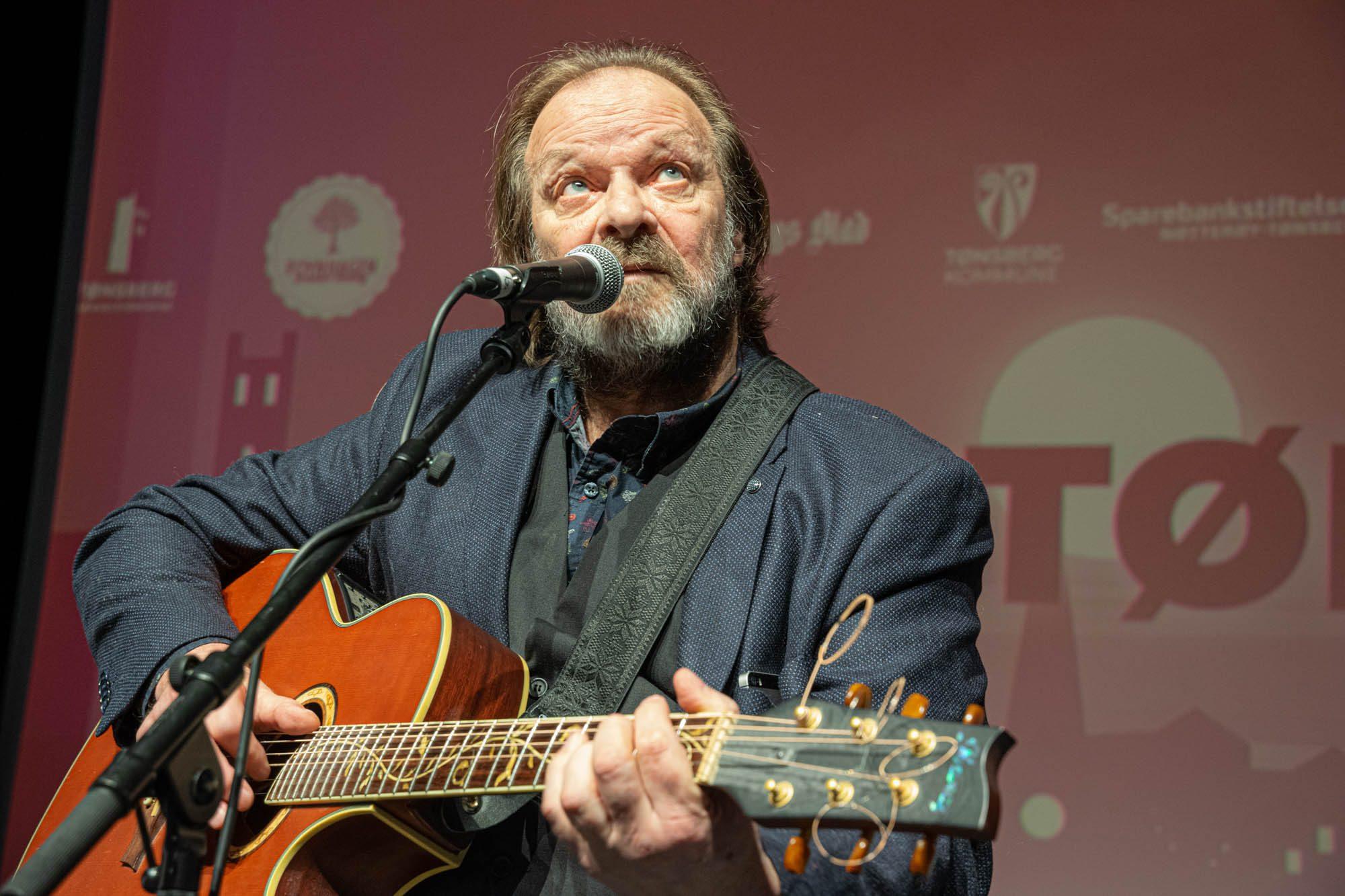 Geirr Johnson på Tønsberg Live